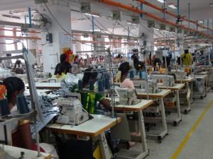 textilindustri
